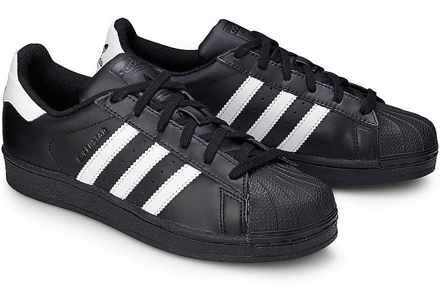 Adidas Damen Schwarz