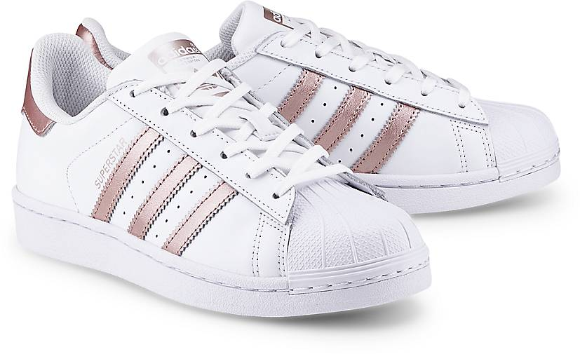 ec62ea66f6be28 Adidas Originals Sneaker SUPERSTAR in weiß kaufen - 43851206