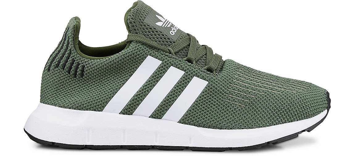 Adidas W Originals Sneaker SWIFT RUN W Adidas in khaki kaufen - 46494304 | GÖRTZ 8c9e55