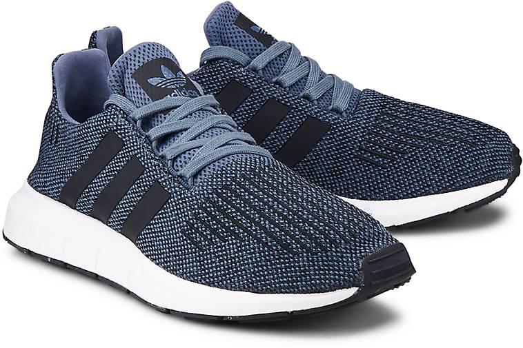 Adidas Originals Turnschuhe SWIFT RUN in blau-dunkel kaufen - 46485904 GÖRTZ Gute Qualität beliebte Schuhe