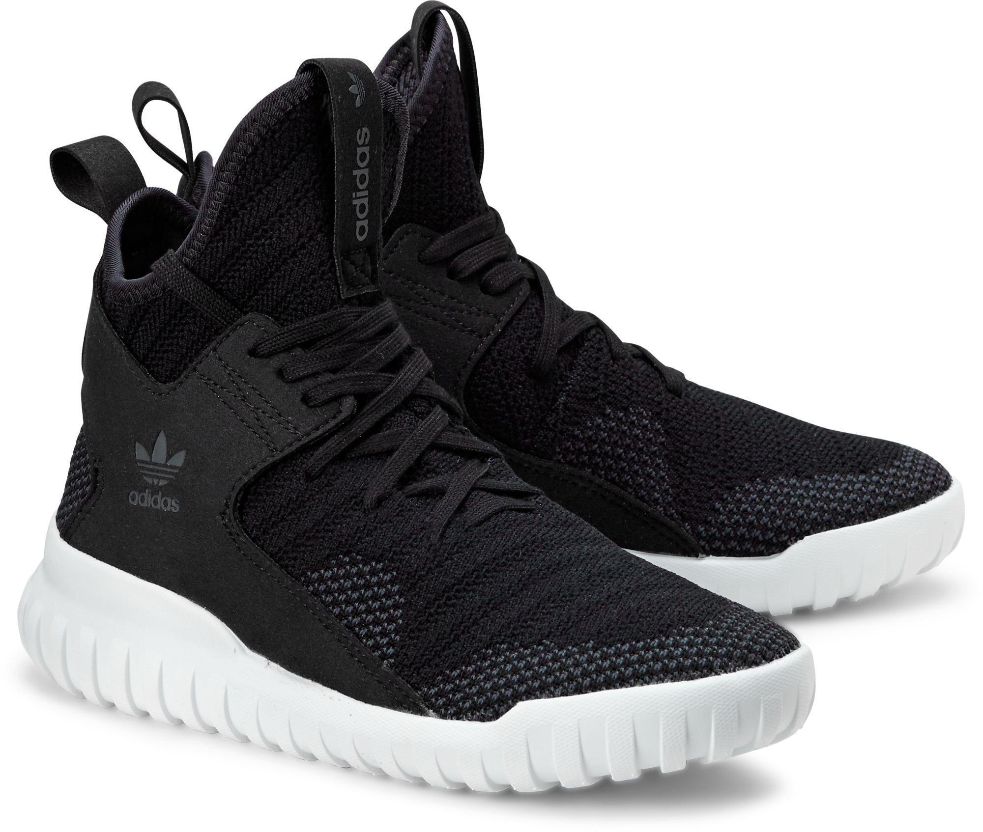 26dceb93605a0 Sneaker TUBULAR X von Adidas Originals in schwarz für Mädchen. Gr. 35,36,37