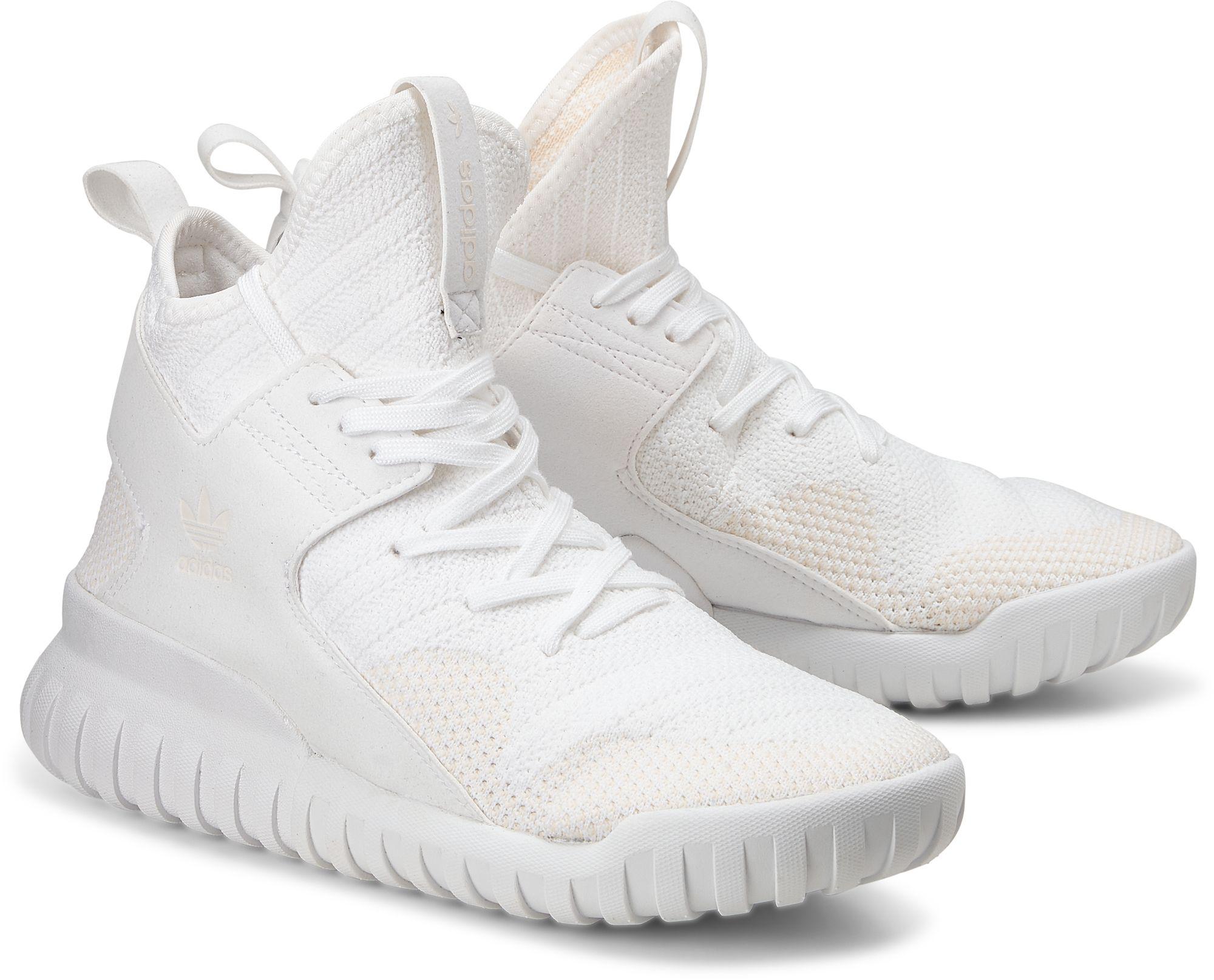 23703b1ae8804 Sneaker TUBULAR X von Adidas Originals in weiß für Mädchen. Gr. 35 ...