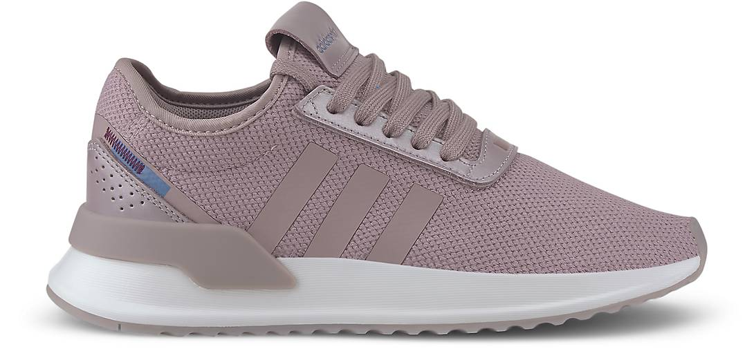 Adidas Originals Elegante Sneaker Flieder Schuhe Damen