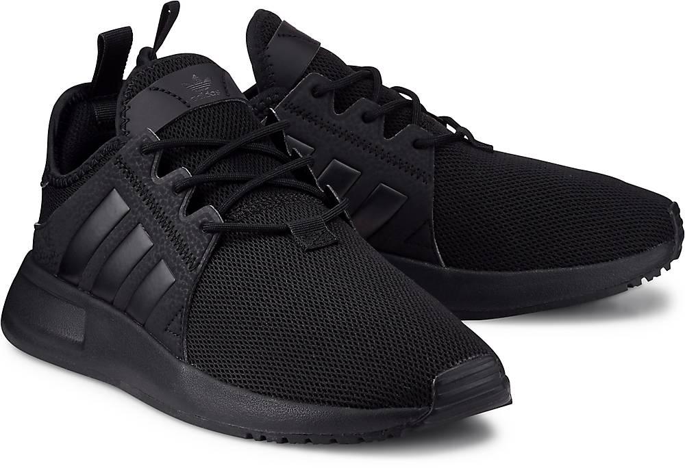 Sneaker X_plr J von Adidas Originals in schwarz für Mädchen. Gr. 36,37 1/3,38,40 Preisvergleich