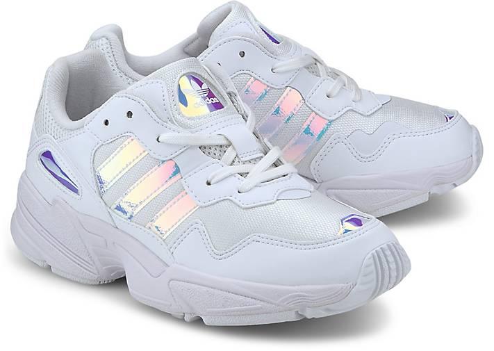 adidas Originals Yung 96 Schuh Kinder Sneakers Schwarz