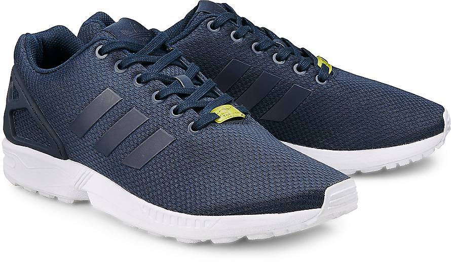 adidas zx flux blau ibs. Black Bedroom Furniture Sets. Home Design Ideas