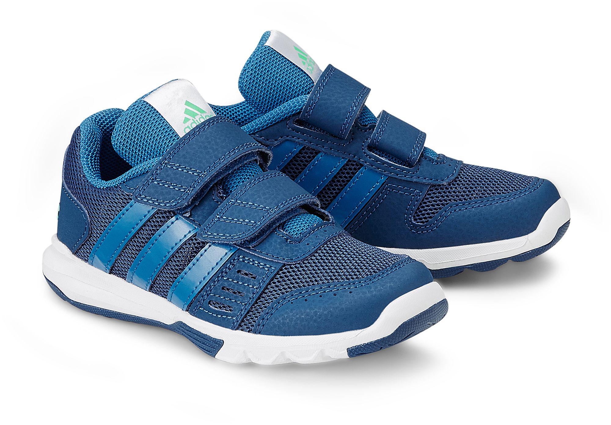 adidas performance BTS Class 4 CF K blau kinder sneaker