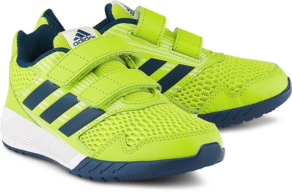 Sneaker Altarun von Adidas Performance in grün für Jungen. Gr. 28 Preisvergleich