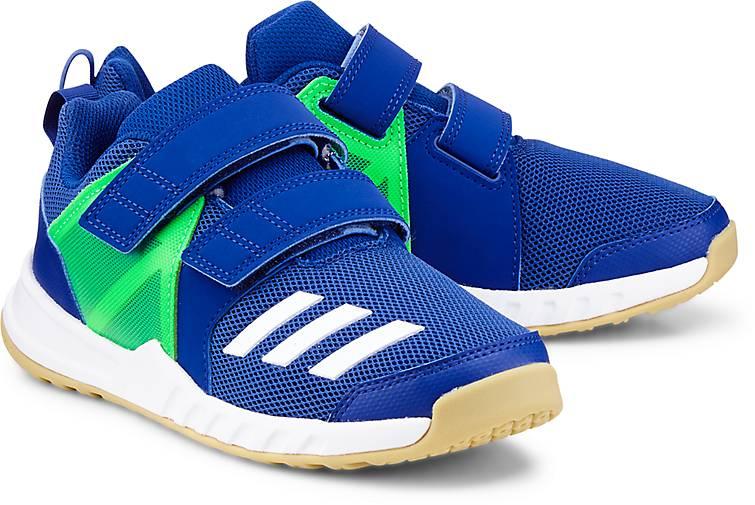 491fb0986eabb7 Adidas Performance Sneaker FORTAGYM CF K in blau-mittel kaufen ...