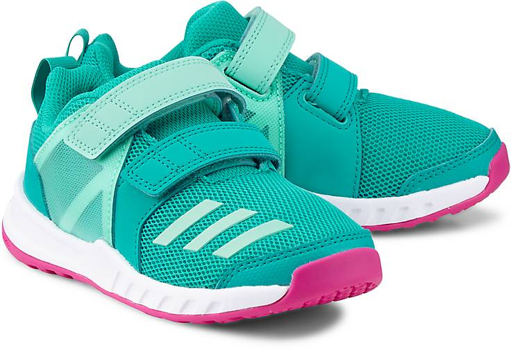 69b19ff1bd472a Adidas Performance Sneaker FORTAGYM CF K in türkis kaufen - 47455402 ...