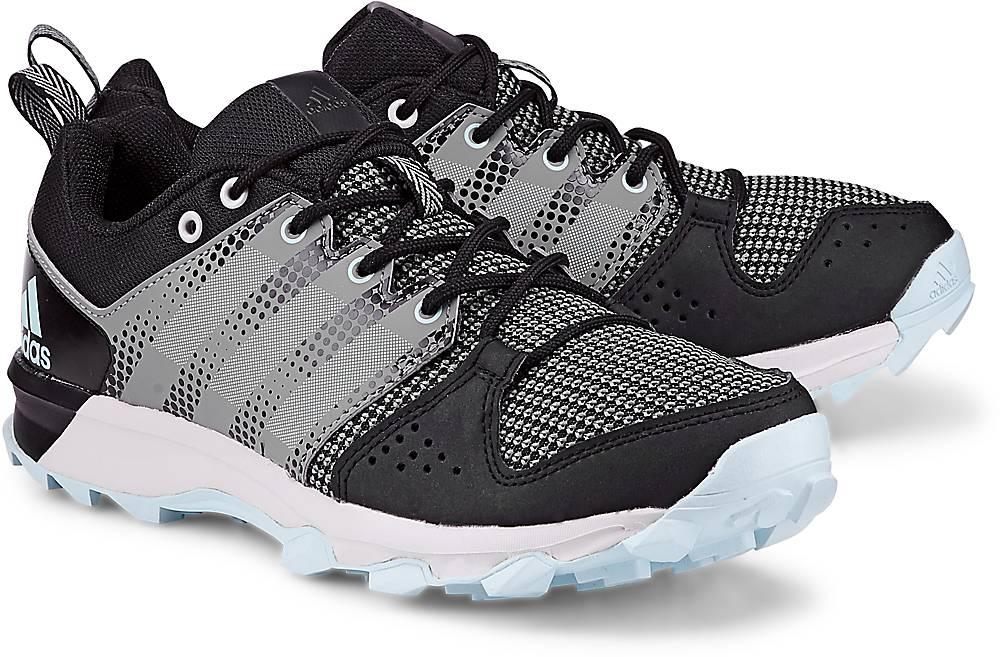 Sneaker Galaxy Trail von Adidas Performance in schwarz für Damen. Gr. 39 1/3,40 Preisvergleich