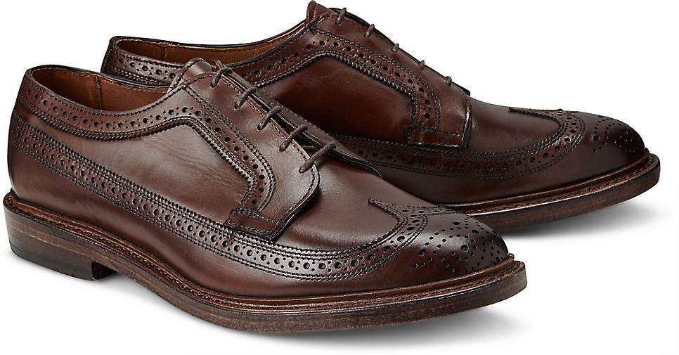 Allen Edmonds Schnürschuh MC NEIL in braun-mittel GÖRTZ kaufen - 44751401 | GÖRTZ braun-mittel Gute Qualität beliebte Schuhe 6326ab