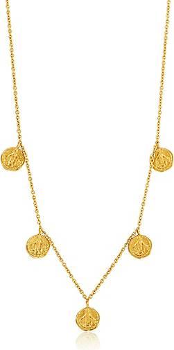 """Ania Haie Collier """"Coins N009-07G"""""""