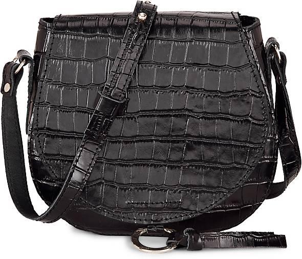 Ann Kurz Saddle-Bag GRAPE