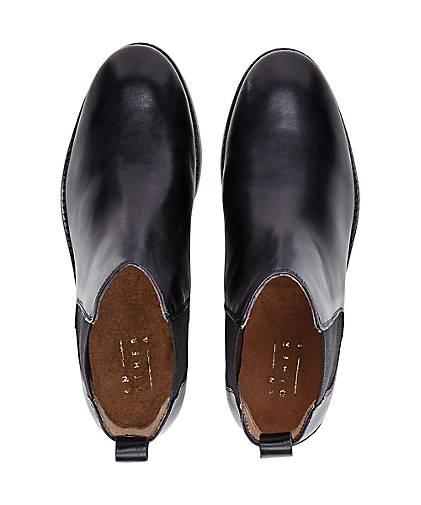 chelsea boots schwarz damen