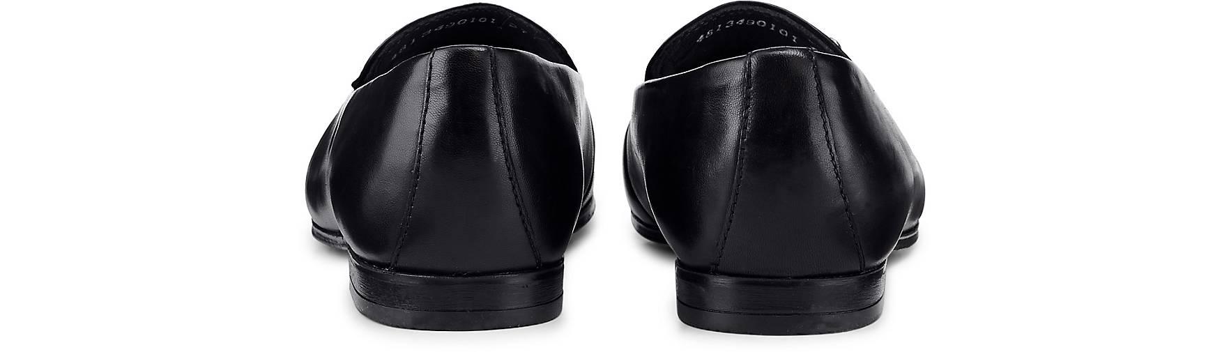 Another A Leder-Slipper in schwarz schwarz schwarz kaufen - 48134901 GÖRTZ Gute Qualität beliebte Schuhe 9b2973