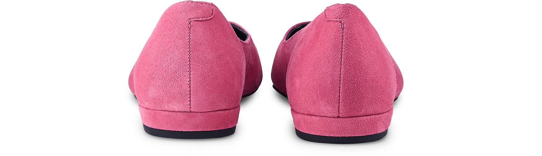 Another A - Nubuk-Ballerina in rosa kaufen - A 47092801   GÖRTZ ee4c20