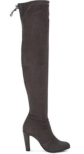 Another A Overknee-Stiefel in grau-dunkel kaufen - 45547502 beliebte | GÖRTZ Gute Qualität beliebte 45547502 Schuhe a6f093