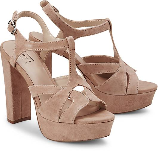e099f3feb2cef6 Another A Plateau-Sandalette in beige kaufen - 45109002
