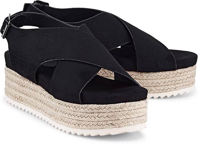 Another A Plateau-Sandalette in schwarz kaufen - 48131002 GÖRTZ Gute Qualität beliebte Schuhe