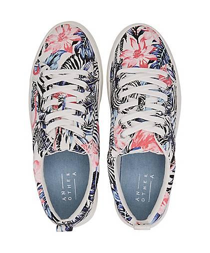 Another A Plateau-Schnürer in in in weiß kaufen - 48136601 GÖRTZ Gute Qualität beliebte Schuhe 934fdb