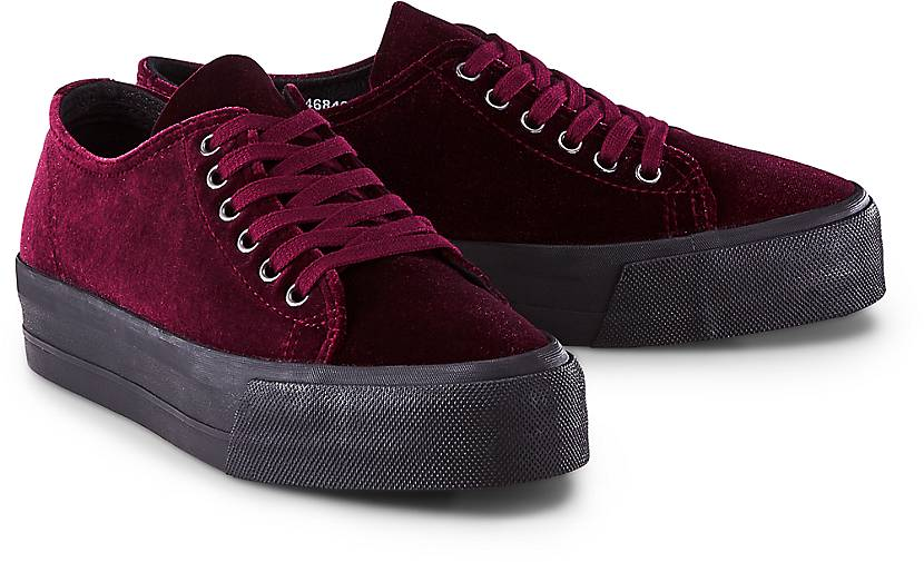 another a plateau sneaker sneaker low bordeaux g rtz. Black Bedroom Furniture Sets. Home Design Ideas