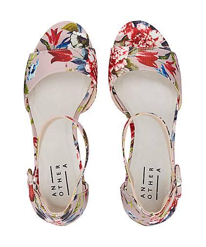 Another A Riemchen-Sandalette in rosa kaufen Gute - 47313301   GÖRTZ Gute kaufen Qualität beliebte Schuhe ed97bc