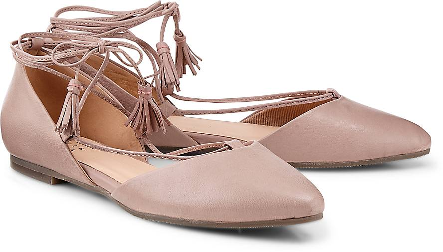Another A Schnür-Ballerina in | rosa kaufen - 47084102 | in GÖRTZ 2a58c9