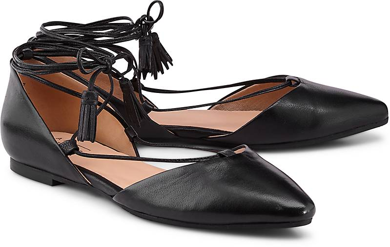 6dd70ade3bc717 Another A Schnür-Ballerina in schwarz kaufen - 47084101