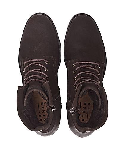 Another A Schnür-Stiefelette in braun-dunkel kaufen - Qualität 46868602 | GÖRTZ Gute Qualität - beliebte Schuhe 08c2c0