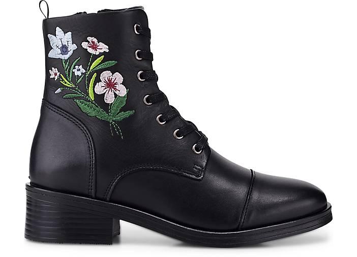 Another A - Schnür-Stiefelette in schwarz kaufen - A 46910801 | GÖRTZ 427cd5