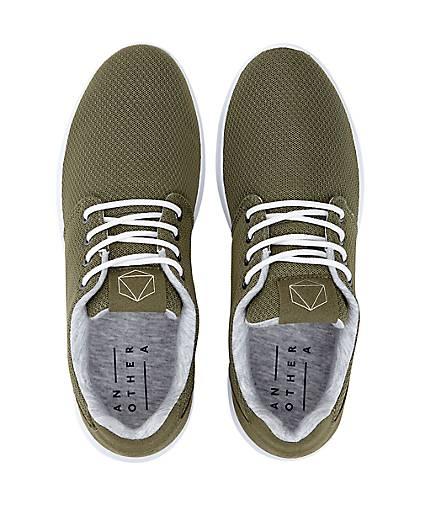Another A Style-Turnschuhe in grün-mittel kaufen Qualität - 47403603 GÖRTZ Gute Qualität kaufen beliebte Schuhe c80912
