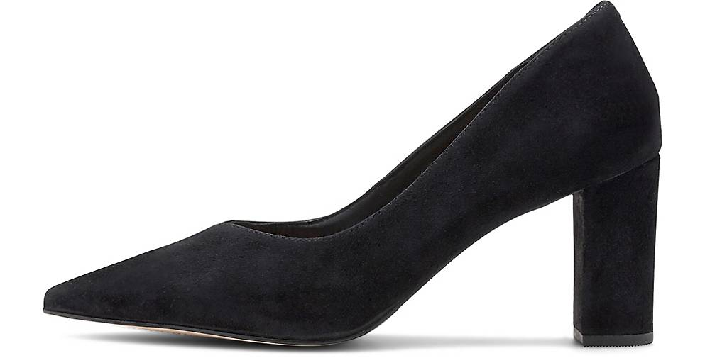 Another A Velours-Pumps