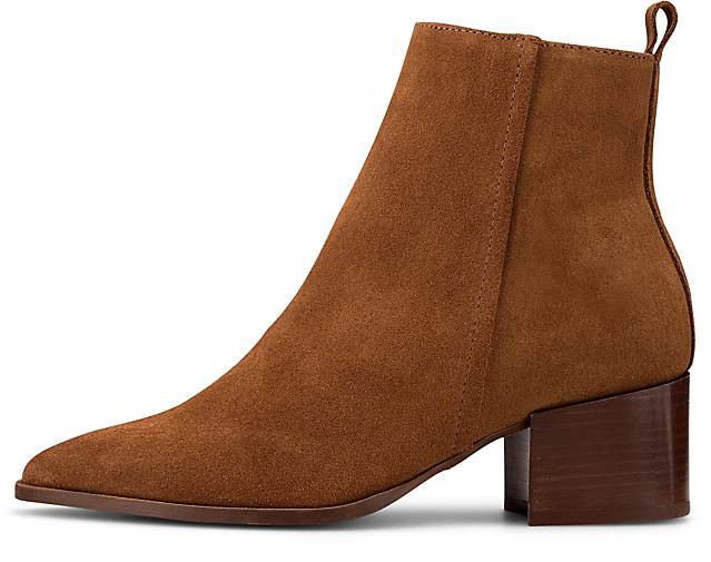 Another A Velours-Stiefelette