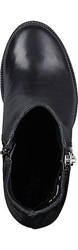 Another A Zipper-Bootie in schwarz kaufen - - - 45550401 | GÖRTZ Gute Qualität beliebte Schuhe 0feebc