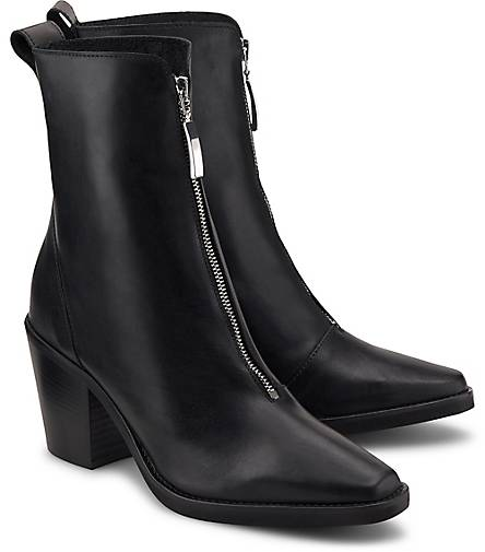 Another A Zipper-Stiefelette