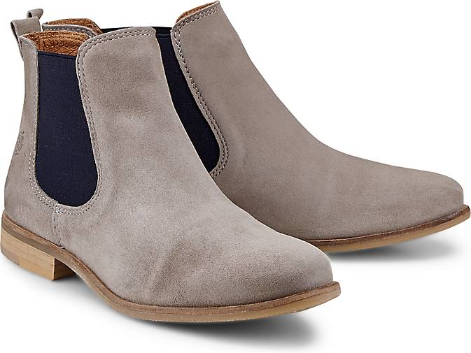 Apple of - Eden Chelsea-Boots MANON in grau-hell kaufen - of 47331102 | GÖRTZ bfd00f