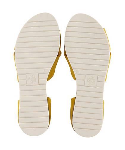 Damen Sandale Sandale Chiusi Gelb Chiusi Damen Damen Gelb Sandale nEqY4wEP