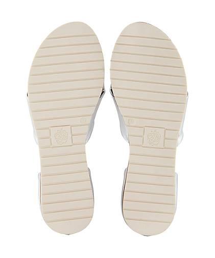 Apple of Eden 46417206 Sandalette CHIUSI in silber kaufen - 46417206 Eden   GÖRTZ 741312