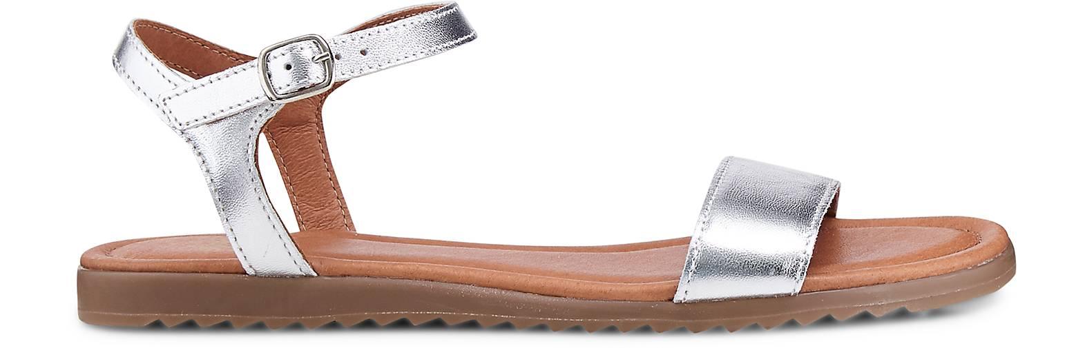 Apple of Eden Sandalette LARA in silber kaufen - - - 46846005 GÖRTZ Gute Qualität beliebte Schuhe 8f8f92
