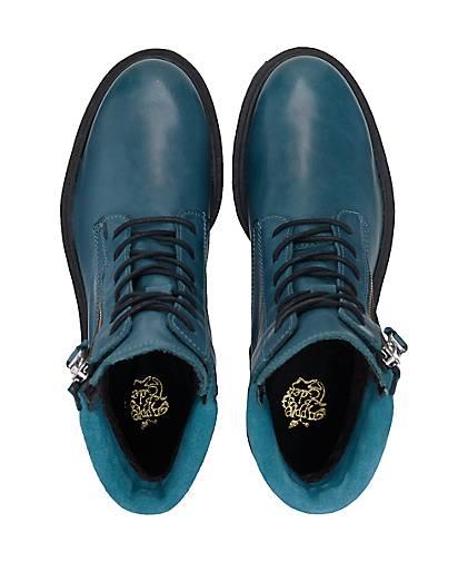 Apple Of Eden Schn 252 R Boots Heike In Petrol Kaufen G 214 Rtz