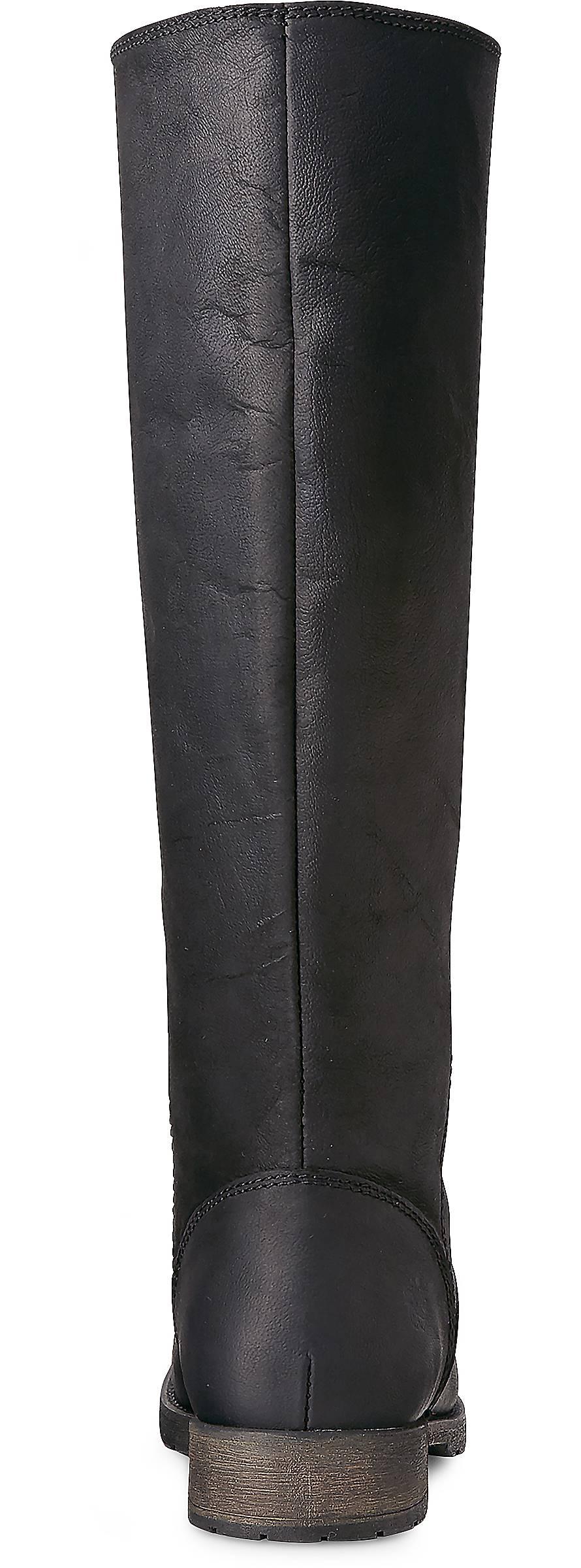 apple of eden stiefel aretha klassische stiefel schwarz g rtz. Black Bedroom Furniture Sets. Home Design Ideas