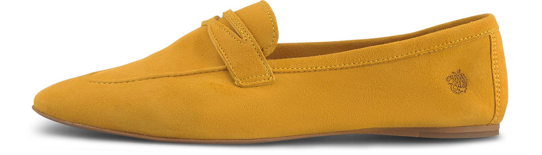 Apple of Eden Velours-Loafer ZOE 8