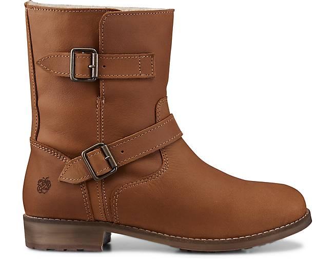 apple of eden winter boots bonnie in braun mittel kaufen. Black Bedroom Furniture Sets. Home Design Ideas