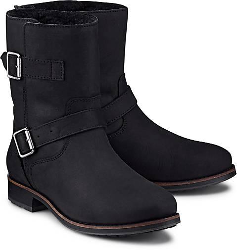 apple of eden winter boots bonnie in schwarz kaufen. Black Bedroom Furniture Sets. Home Design Ideas