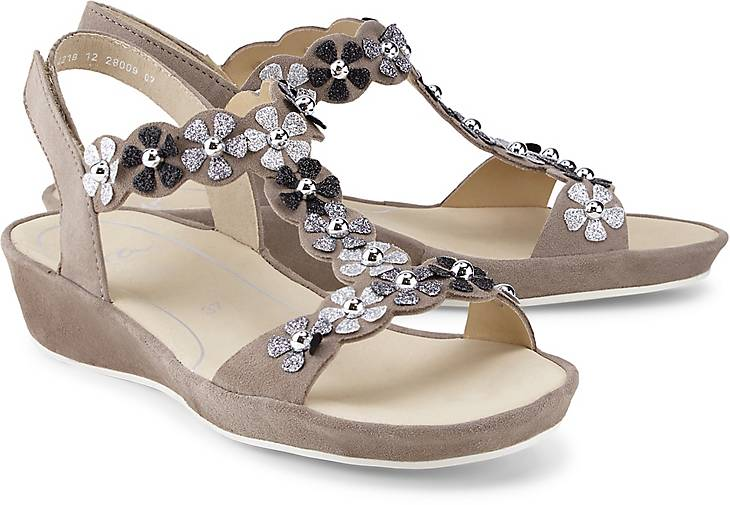 separation shoes bb0cb 7aded Keil-Sandalette CAPRI