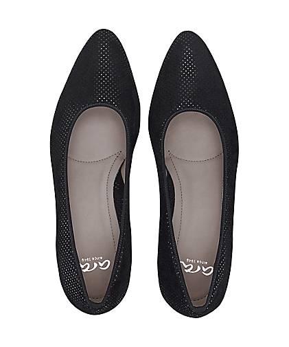 Ara GÖRTZ Pumps KNOKKE in schwarz kaufen - 47232901 | GÖRTZ Ara Gute Qualität beliebte Schuhe 06afa0