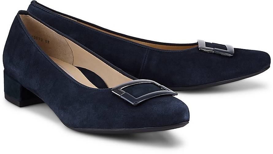 Ara Pumps PARIS in blau-dunkel kaufen - 48250901 GÖRTZ Gute Qualität beliebte Schuhe