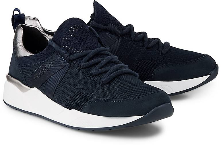 6cd3d243393ec8 Ara Sneaker L.A. FUSION4 in blau-dunkel kaufen - 48249901