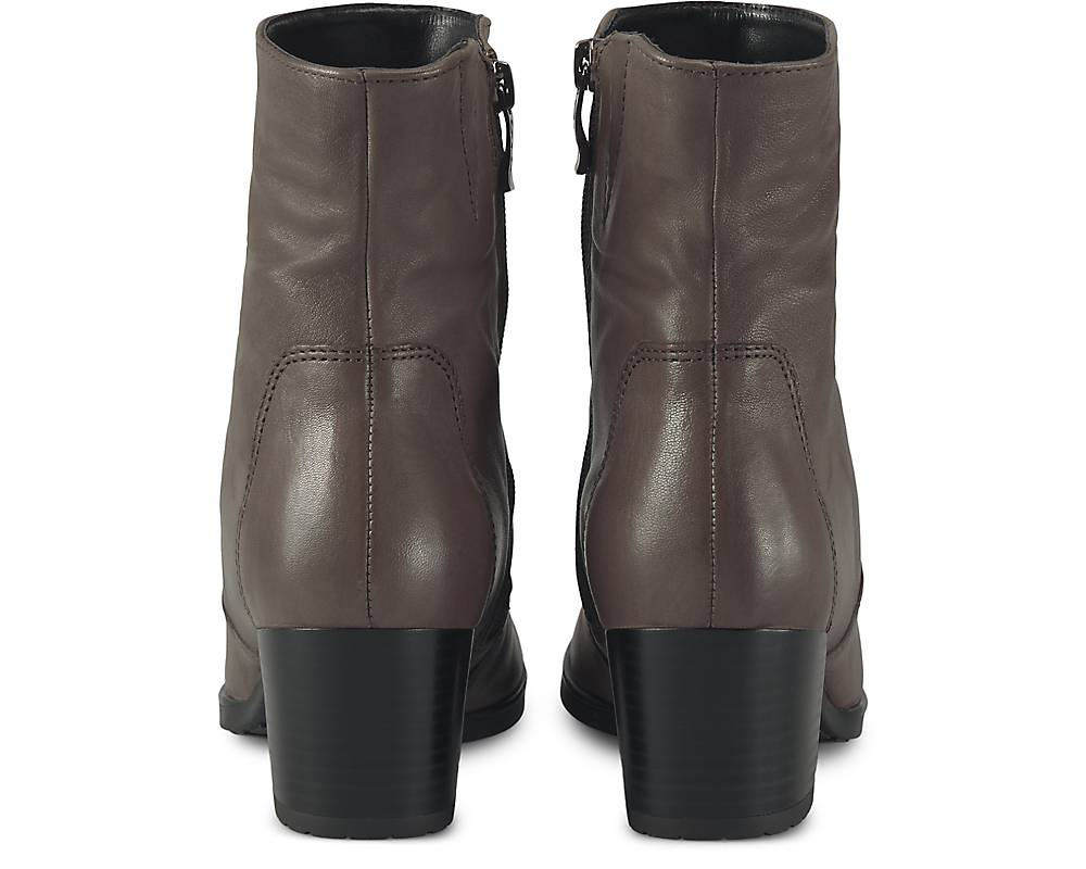 Ara Stiefelette Enz In Grau-dunkel Kaufen Klassische Stiefeletten